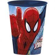 """Disney Стаканчик пластмассовый """"Spider-Man"""", 260 мл"""