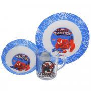 """Набор детской посуды Marvel """"Spider-Man"""", 3 предмета"""