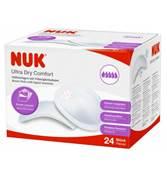 """Прокладки для бюстгальтера NUK """"Ultra Dry Comfort"""", 24 шт"""
