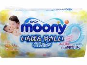 """Одноразовые вкладыши для бюстгалтера """"Moony"""", 68 шт"""