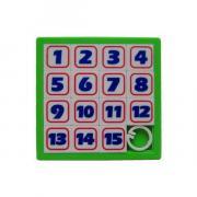 Игрушка Эврика Пятнашки Green 90127