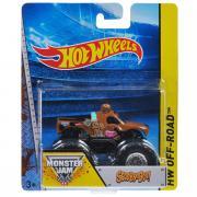 Hot Wheels Monster Jam Машинка Scooby-Doo