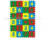 Игровой коврик Флексика с цифрами 24 детали