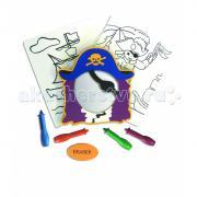 Edushape Набор для рисования в ванне Пират