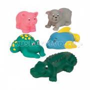 Battat Игрушки для ванны Водные животные