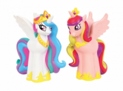 Пластизоль My Little Pony Пони Celestia/Cadance со светом 1 шт GT8099