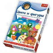 Trefl Игра для малышей Первые открытия Цвета и фигуры