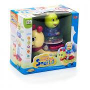 Каталка-игрушка Ocie Гусеница пирамидка 576