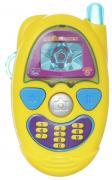 ABtoys Музыкальная игрушка Веселый телефон цвет желтый