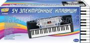 Музыкальная игрушка DoReMi Синтезатор 54 клавиши 88 см