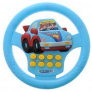 Junfa Toys Развивающая игрушка Руль со световыми и звуковыми эффектами...