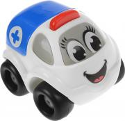 Smoby Машинка Vroom Planet цвет белый синий