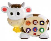 Игрушка развивающая Learning Journey Корова веселая эл/мех 804223