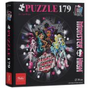 Monster High. Пазл круглый, 179 элементов