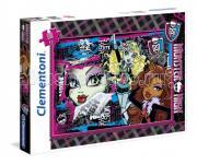 Clementoni Пазл Monster High - Чудовищные друзья (500 элементов)