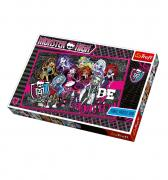 Пазл Monster High Школа монстров