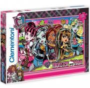 Clementoni Пазл Monster High - Странные и шикарные (500 элементов)