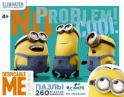 Пазлы Origami Minions. 260A. No problem 1686