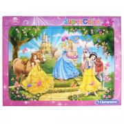 Clementoni Принцессы: сказочное очарование. Пазл, 15 элементов