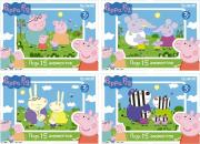 Оригами Мини-пазл Peppa Pig Заяц 01593
