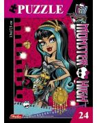 "Пазл ""Школа Монстров (Monster High)"", 24 элемента Hatber"
