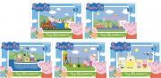 Оригами Мини-пазл Peppa Pig На корабле 54A 01596