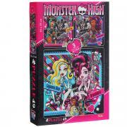 Monster High. Пазл, 3x49 элементов