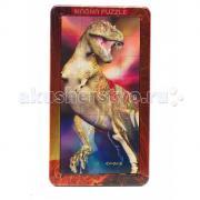 Magna 3D пазл портрет Динозавр