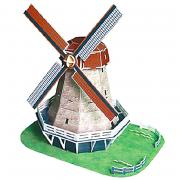 3D-пазл Magic Puzzle Holland Windmill RC38429