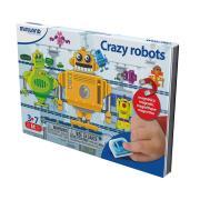 Miniland Магнитная игра Робот
