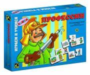 Step Puzzle Развивающая игра Профессии
