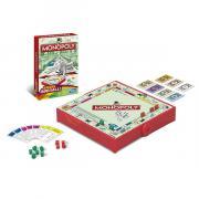 Hasbro Other Games B1002 Настольная игра Монополия - Дорожная версия