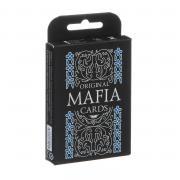 Настольная игра Мафия (пластиковые карты для игры в мафию)