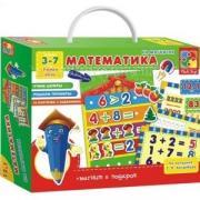 Vladi toys Математика с магнитной доской 12 в 1