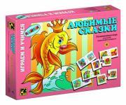 Step Puzzle Развивающая игра Любимые сказки