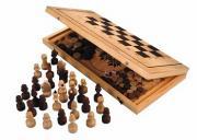 Дополнительная комплектация: Шашки / шахматы / нарды. Игра 3-в-1...