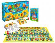 Настольная игра BrainBox Азбука с Ксюшей и Андрюшей