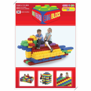 Конструктор Edu-Play Farm Big Block EB-3048
