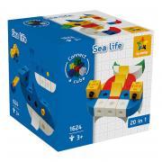 Игрушка Конструктор Gigo Sea Life 1624