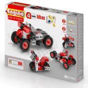 Мотоциклы ENGINO 4 модели