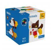 Игрушка Конструктор Gigo Animals 1614
