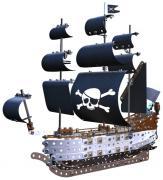Конструктор Meccano Stem 14309 Пиратский корабль