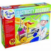 Gigo Конструктор Electricity discovery (Гиго. Электрическая энергия)
