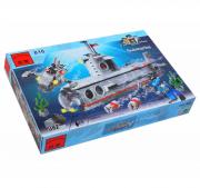 """Конструктор Brick """"Подводная лодка"""""""