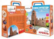 Игрушка Конструктор Brickmaster Кремль 136 деталей