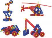 Miniland Механический конструктор, 74 детали