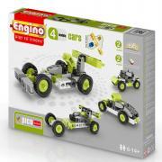 Автомобили ENGINO 4 модели