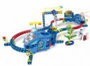 Железная дорога-конструктор «Трек Трейн Сэт», 52 детали (DE 0093)