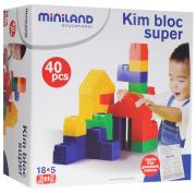 Miniland Конструктор Kim Bloc Super
