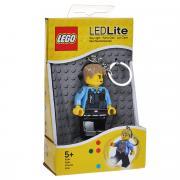 "Брелок-фонарик для ключей Lego ""City - Chase McCain"""